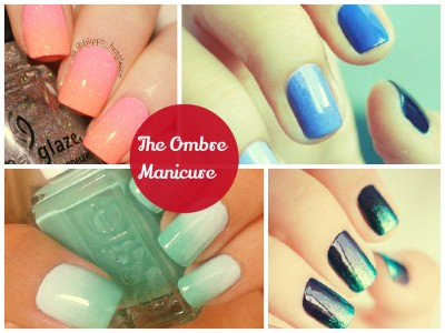 Ombre Collage